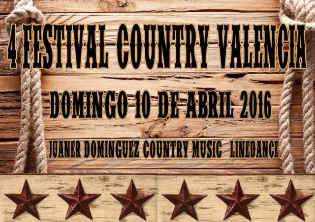 4º Festival Country en Valéncia