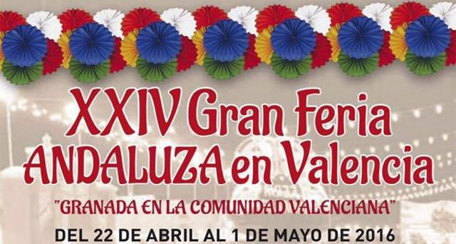 Gran Feria Andaluza en Valéncia 2016