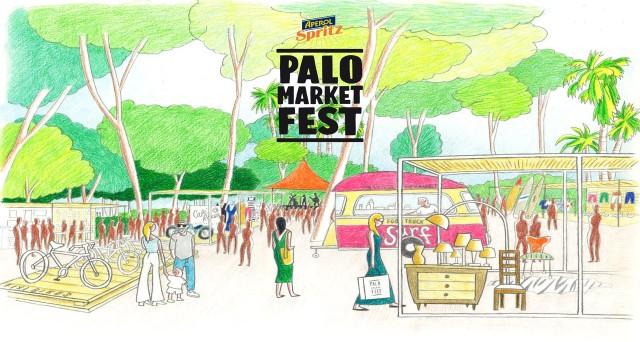 Palo Market Fest - ocio, cultura y comercio al aire libre llega a Valéncia