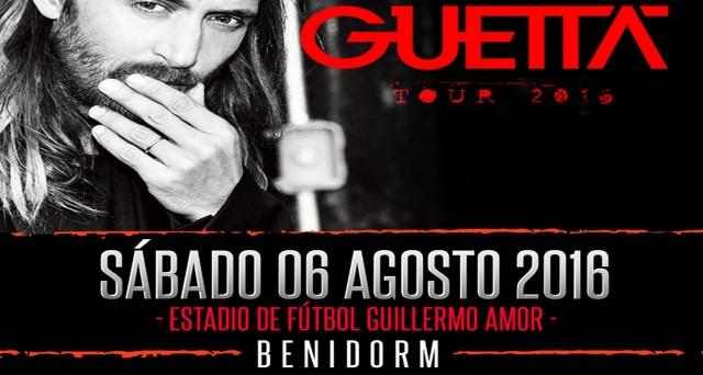 David Guetta: Benidorm