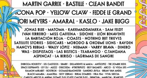 Arenal Sound Festival- Burriana