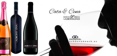 """Viernes 1 de Abril """"CATA & CENA"""""""