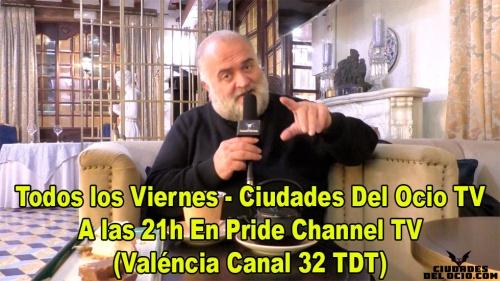 Todos Los Viernes Ciudades Del Ocio TV