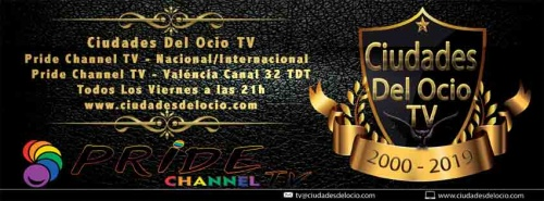 Ciudades Del Ocio TV & Pride Channel TV