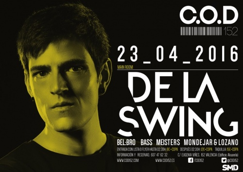 Cod - De la swing (elRow) DJ Set
