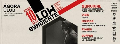 Low Syndicate: Survival (Dispatch, Audio Tactics, Scar. UK)