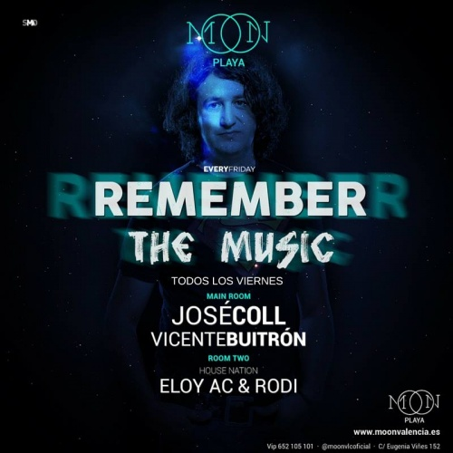 Remember the Music Jose Coll vs Vicente Buitrón