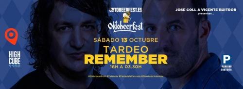 TARDEO REMEMBER OkTOBERFEST EN HIGH CUBE