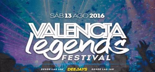 Valéncia Legend´s Festival
