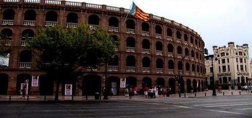 Plaza Toros De Valéncia